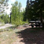 Colorado -Snowslide Campground