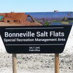 Utah - Bonneville Salt Flats
