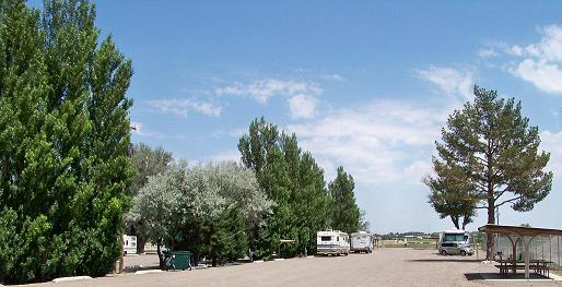 Brush Memorial Park Campground