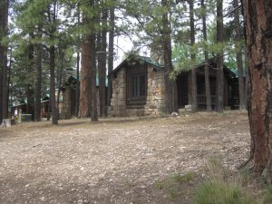 Arizona - North Rim Grand Canyon - Cabins