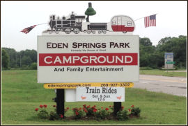 Eden Springs Park and Campground