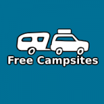Free Campsites App to find places to stay