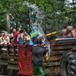 Canada Day WaterFight