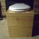 The design and building of a composting toilet