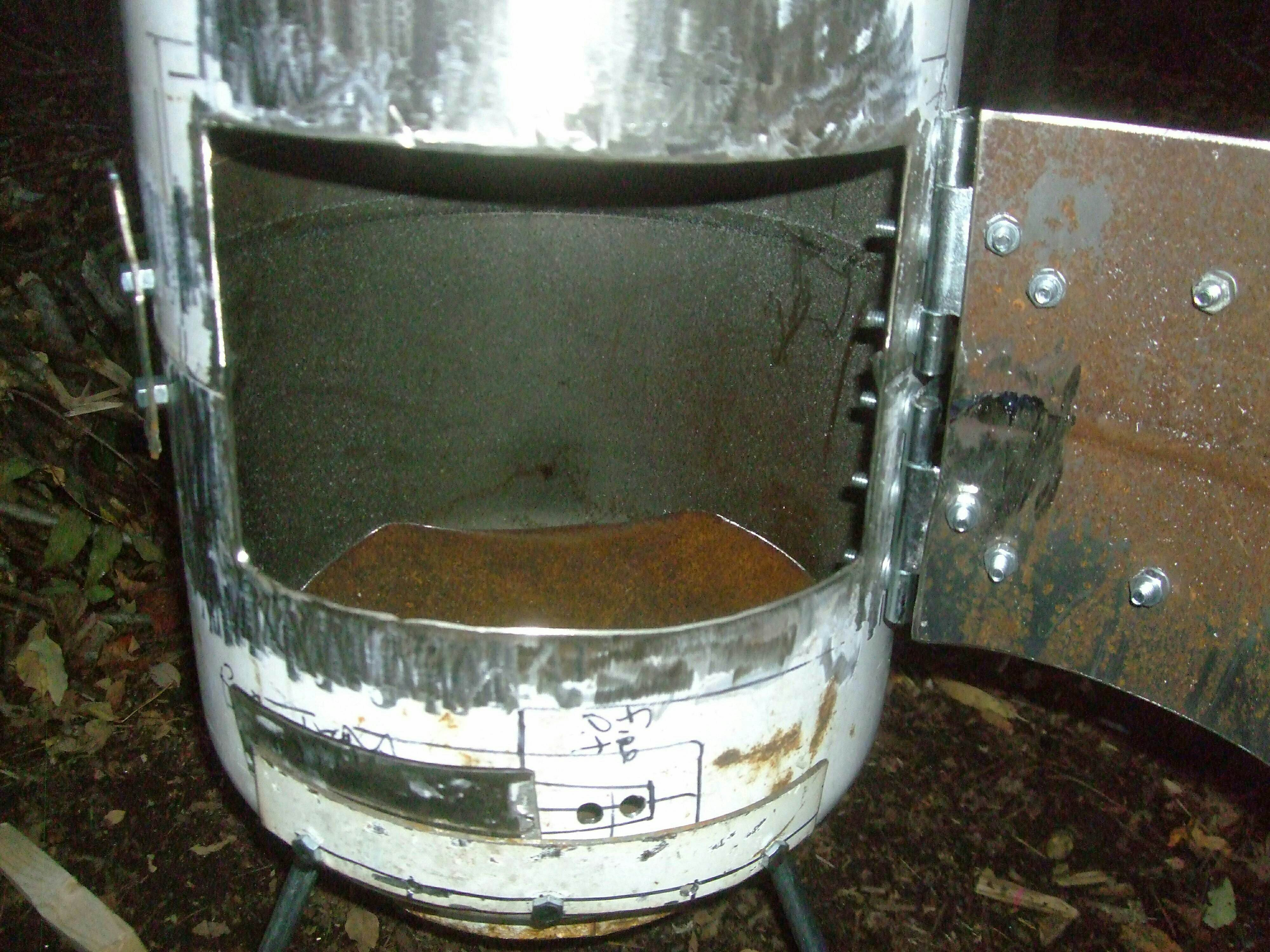 Post 134 Diy Wood Stove A Snails Life And Lovin It