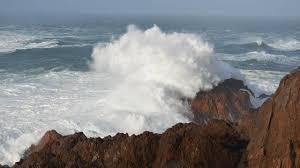 Waves at Cape Scott