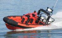 Canadian Coast Guard Zodiak